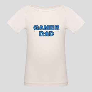 Gamer Dad Blue T-Shirt