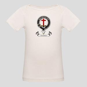 Badge-Donaldson [Aberdeen] Organic Baby T-Shirt