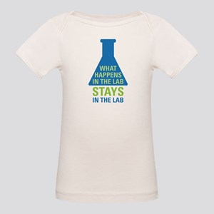 In The Lab Organic Baby T-Shirt