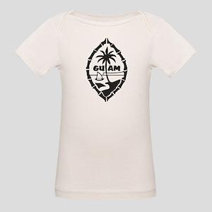 Guam Seal Organic Baby T-Shirt