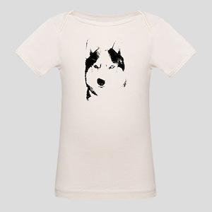 Husky Gifts Bi-Eye Husky Shirts & Gifts Organic Ba