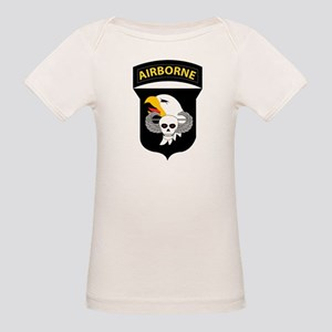 101st Airborne Division Organic Baby T-Shirt