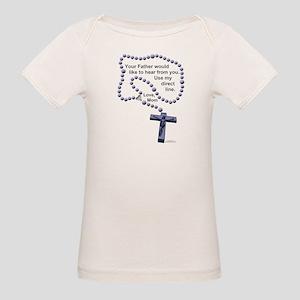 Love Mom 1 Organic Baby T-Shirt
