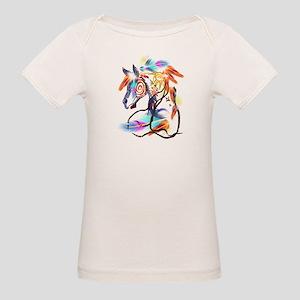 Bright Horse Organic Baby T-Shirt