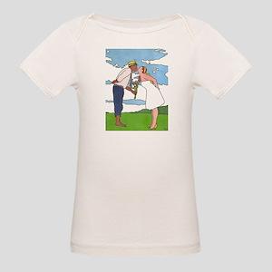 In Love 2 Organic Baby T-Shirt
