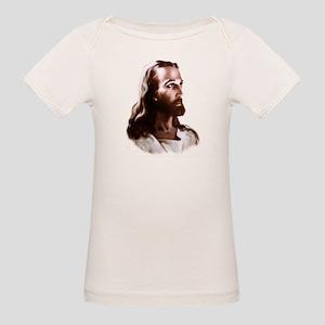 Jesus Organic Baby T-Shirt