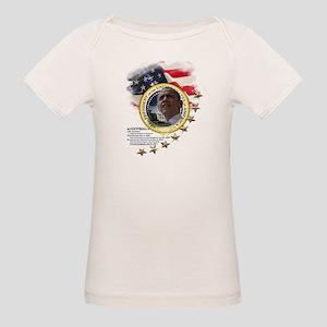 44th President: Organic Baby T-Shirt
