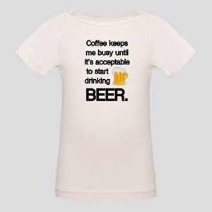 Coffee Until Beer T-Shirt