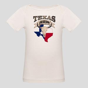 Bull Skull Texas Pride T-Shirt