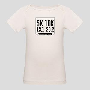 5K 10K 13.1 25.2 Runners Running Marathon T-Shirt