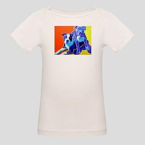 Pit Bull #22 Organic Baby T-Shirt