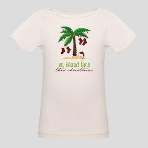 On Island Time Organic Baby T-Shirt