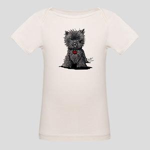 Affenpinscher Organic Baby T-Shirt