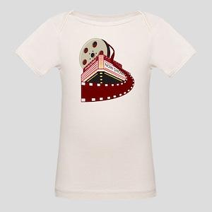 theater cinema film Organic Baby T-Shirt