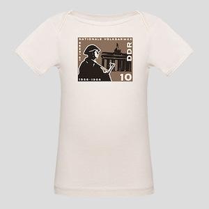 Nationale Volksarmee Organic Baby T-Shirt