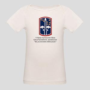 172nd Blackhawk Bde Organic Baby T-Shirt