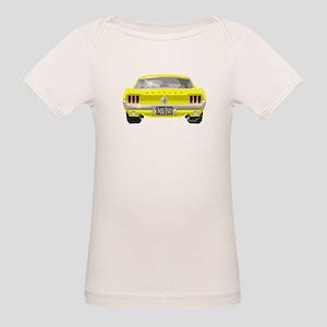 1967 Mustang Organic Baby T-Shirt