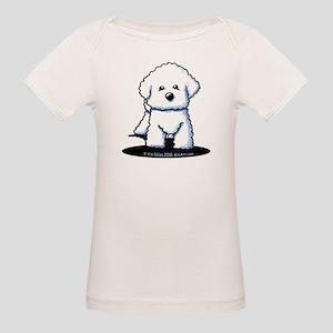 Bichon Frise II Organic Baby T-Shirt