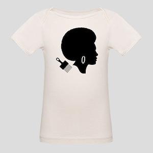 vintage black afro american woman T-Shirt