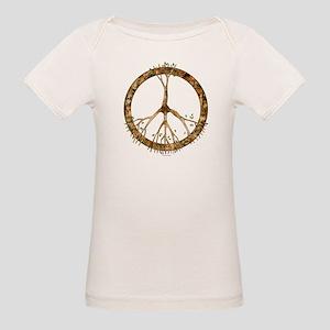 Peace Tree Organic Baby T-Shirt
