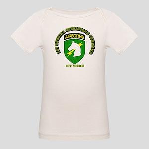 SOF - 1st SOCOM Organic Baby T-Shirt