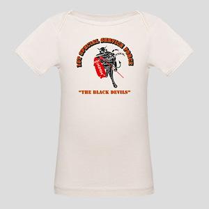 SOF - 1st SSF - Black Devils Organic Baby T-Shirt