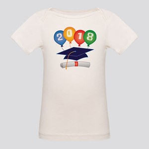 2018 Grad Organic Baby T-Shirt