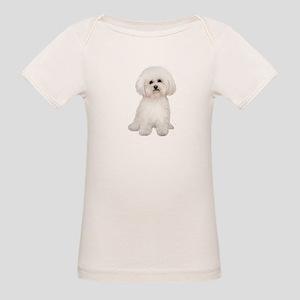 Bichon Frise #2 Organic Baby T-Shirt
