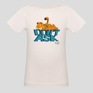"Garfield ""Don't Ask"" Organic Baby T-Shirt"