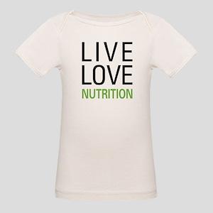 Live Love Nutrition Organic Baby T-Shirt
