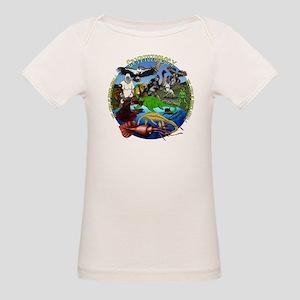Cryptozoology Organic Baby T-Shirt