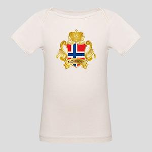 Gold Norway Organic Baby T-Shirt