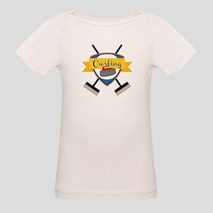 Curling Logo T-Shirt