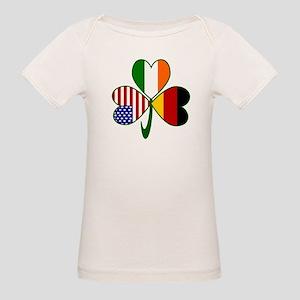 Shamrock of Germany Organic Baby T-Shirt