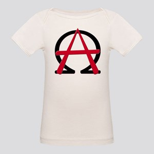 Christain Anarchy Organic Baby T-Shirt