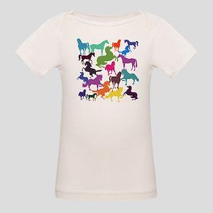 Rainbow Horses T-Shirt
