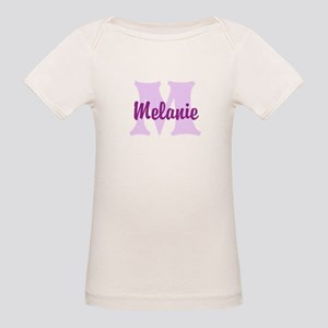 CUSTOM Lilac Purple Monogram T-Shirt
