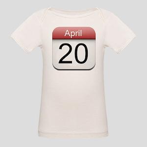 4:20 Date Organic Baby T-Shirt