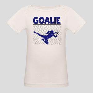 GOALIE Organic Baby T-Shirt