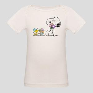 Spring Treats Organic Baby T-Shirt