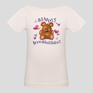 Simply Irresistible! Organic Baby T-Shirt