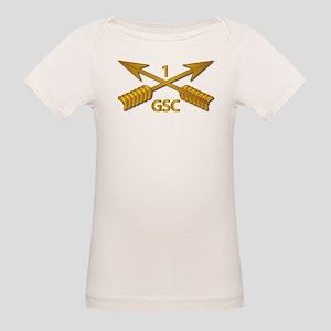 GSC - 1st SFG Branch wo Txt Organic Baby T-Shirt