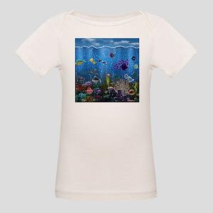 Underwater Love Organic Baby T-Shirt