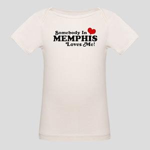 Memphis Organic Baby T-Shirt