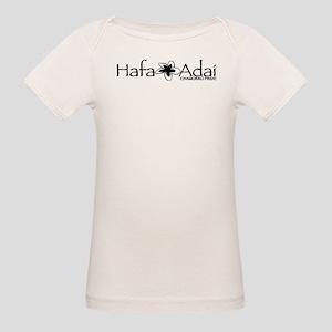 Hafa Adai from Chamorro Pride Organic Baby T-Shirt