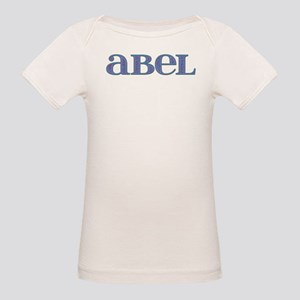 Abel Blue Glass Organic Baby T-Shirt