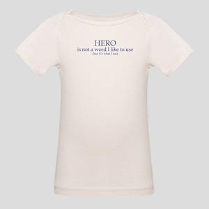 Hero: Organic Baby T-Shirt
