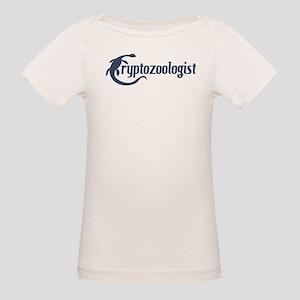 Cryptozoologist Organic Baby T-Shirt