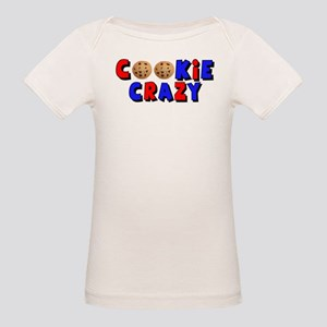 Cookie Crazy Organic Baby T-Shirt
