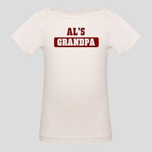 Als Grandpa Organic Baby T-Shirt
